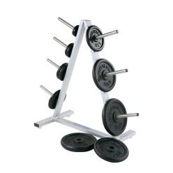 Support Sport-Thieme® pour disques d'haltère