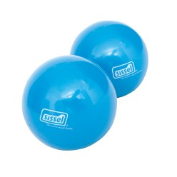 Sissel Kit de balles « Pilates Toning Ball »