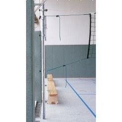 Sport-Thieme Poteau de volleyball à suspendre