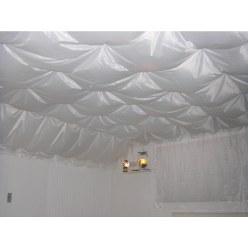 Stoffhimmel für Snoezelen®-Räume und Wasserbetten