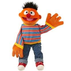 Living Puppets® Handpuppen aus der Sesamstrasse® Elmo
