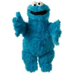 Living Puppets® Handpuppen aus der Sesamstrasse® Krümelmonster