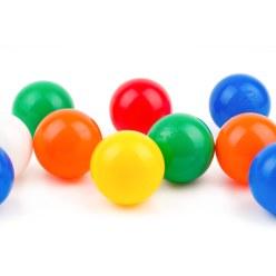 Balles de thérapie et de jeu « Euro-Matic » ø 60 mm