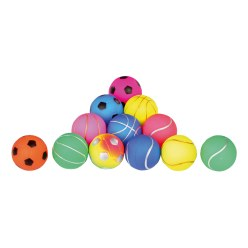 Super Springbälle im Sportdesign