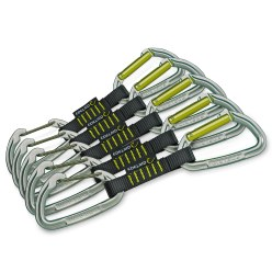 "Edelrid Express-Set ""Slash Wire"""