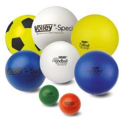 Lot de ballons soft
