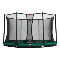 "Berg® Trampolin InGround ""Favorit"" mit Sicherheitsnetz"