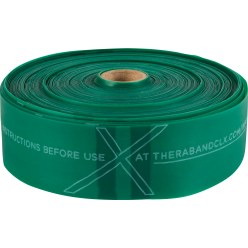 TheraBand® CLX™ Band, 22 m Rolle Gelb, leicht