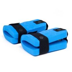 Flotteur de cheville Sport-Thieme  «Sportime» Taille L, Bleu, Hauteur 21 cm