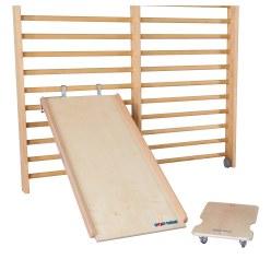Toboggan pour planches à roulettes Sport-Thieme® « Mini »