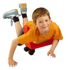 Planche Scooter en U