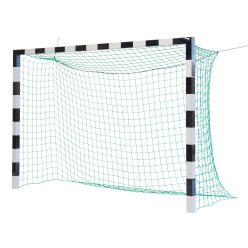 But de hand en salle Sport-Thieme® 3x2 m, avec fourreaux