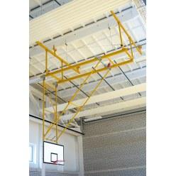Sport-Thieme® Basketball-Deckengerüst