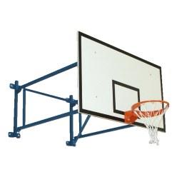 Sport-Thieme® Basketball-Wandgerüst, starre Ausführung