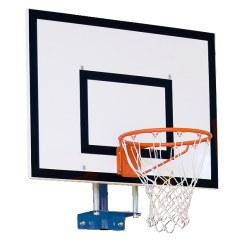 Sport-Thieme® Basketball-Wandgerüst starre Ausführung