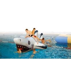 """Airkraft Wasserspielgerät  """"Weisser Hai"""""""
