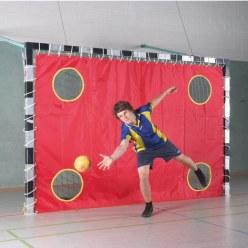 Cible de handball pour l'entraînement en salle Sport-Thieme®