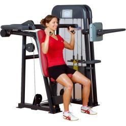 Ergo-Fit® Shoulder Press 4000
