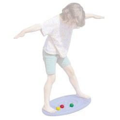 3er Set Ersatzbälle für Balance-Board