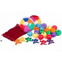Kit d'accessoires pour jeux de parachute