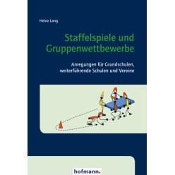 """Buch """"Staffelspiele und Gruppenwettbewerbe"""""""