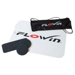 Flowin Tapis d'entraînement avec accessoires
