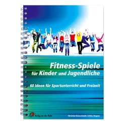 """Buch """"Fitness-Spiele für Kinder und Jugendliche"""""""