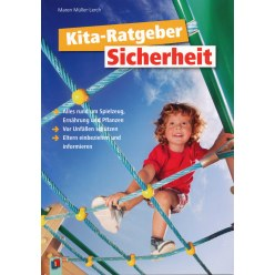 """Buch """"Kita-Ratgeber"""" Sicherheit"""