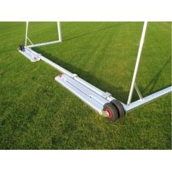 Transportable Gewichte - Antikipp-Sicherung
