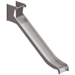 Playparc Metallrutsche gerade