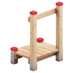 Playparc Holzpodest