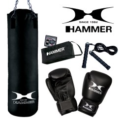 Kit de boxe Hammer « Chicago »