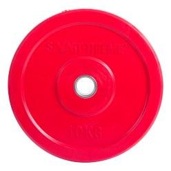 Disque d'haltère Sport-Thieme Bumper Plate, couleur