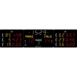 """Stramatel® Eishockey-Anzeigetafel """"452 GB 9120-2"""""""