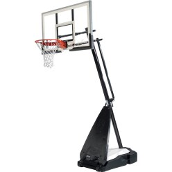 "Spalding® Basketballanlage ""NBA Ultimate Hybrid Portable"""