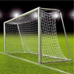 Jugendfussballtor 5x2 m vollverschweisst, mit Bodenrahmen