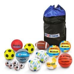 Lot de ballons scolaires Sport-Thieme «Pause active»