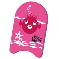 Beco-Sealife® Schwimmbrett Pink