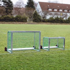 "Sport-Thieme® Mini-Fussballtor ""Safety"""