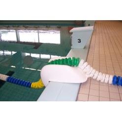 Protection pour ligne de nage
