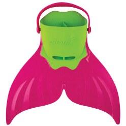Finis® Monoflosse Meerjungfrauen für Kinder Pacifica Pink