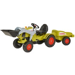 CLAAS Celtis Loader mit Trailer