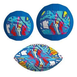 Kit de ballons aquatiques en néoprène