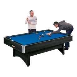 "Automaten Hoffmann Billardtisch ""Galant Black Edition"" 8 ft"