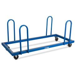 Chariot de transport Sport-Thieme pour bandes de hockey en salle