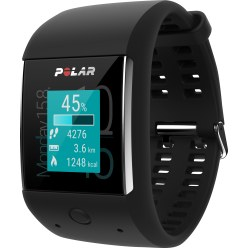 Montre de sport connectée Polar® GPS « M600 »