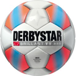 Ballon de foot Derbystar® « Brillant TT Orange »