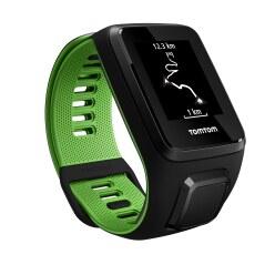 """TomTom Sportuhr Runner 3 """"Cardio + Music + Bluetooth Kopfhörer"""""""