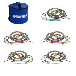 Kit spécial écoles et clubs Sport-Thieme® « Cordes de gymnastique »