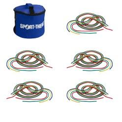 Kit spécial écoles et clubs Sport-Thieme® « Cordes de gymnastique de compétition »